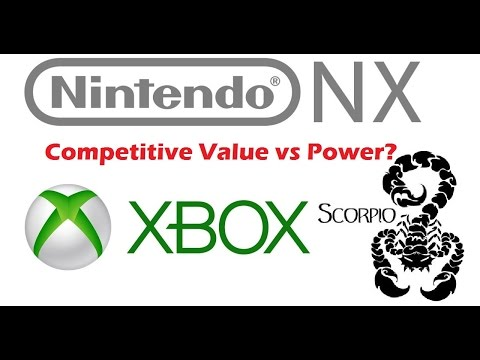 Nintendo NX vs XBOX Scorpio is No Contest?