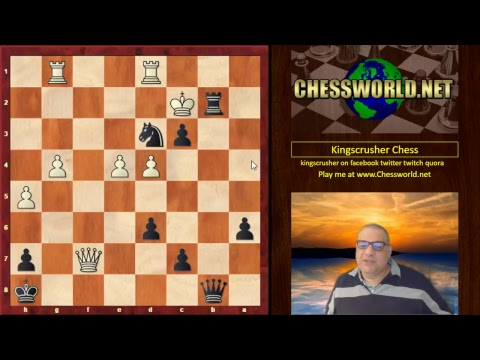 """Brilliant Chess Games : Chessgames.com """"best of the best"""" Chess Games - the 1970s - Part 3 of 5"""