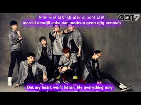 GOT7 Like Oh [Eng Sub + Romanization + Hangul] HD