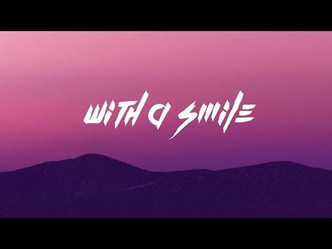 Janine Berdin - With A Smile (Lyrics)