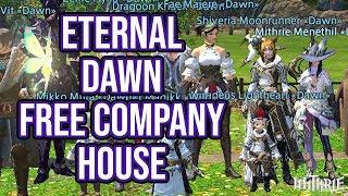 Ffxiv 2.16 0275 Eternal Dawn House!