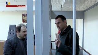 Олега Сенцова етапували з колонії в Якутії?>