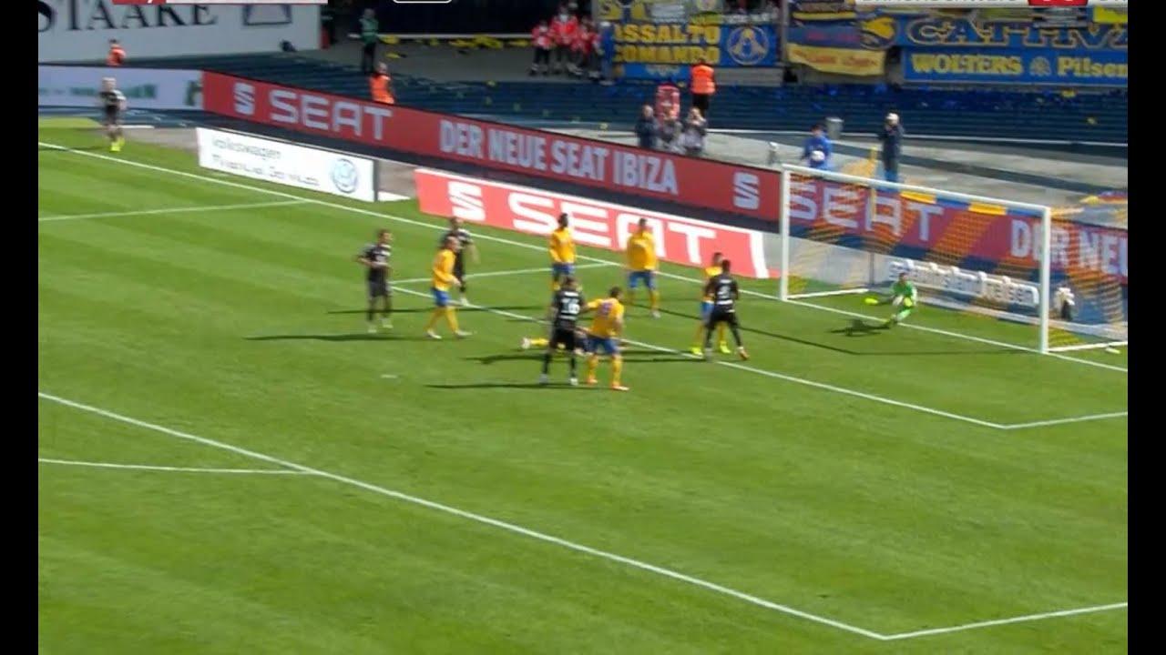 Eintracht Braunschweig St Pauli