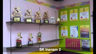 Majlis Anugerah UMPICT 2014 - Pengurusan Bestari ICT Cemerlang SK Inanam 2