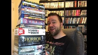 Blu-Ray & Dvd Collection Update 17 Pickups! All Mill Creek, Horror, Comedy, Documentary