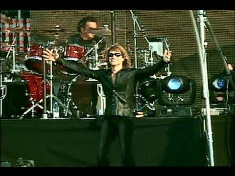 Bon Jovi - Live in Hyde Park, London 2003 [FULL]