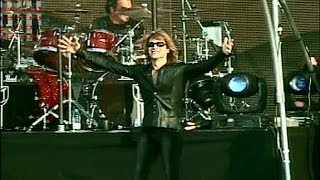 Bon Jovi - Live in Hyde Park, London 2003 [FULL]