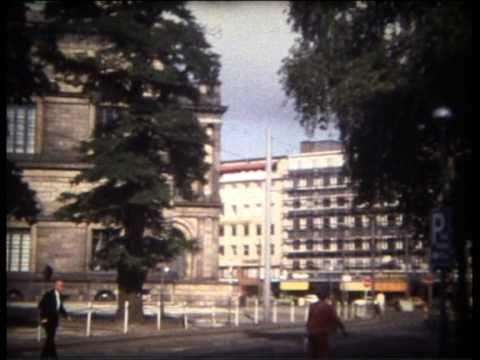 Straßenbahn in Hannover (1970er-Jahre, Innenstadt)