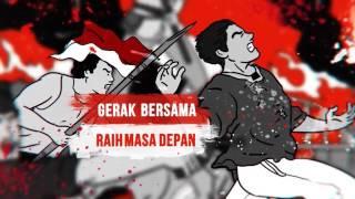 KIKAN Berkibarlah Indonesia Video Lirik Teaser