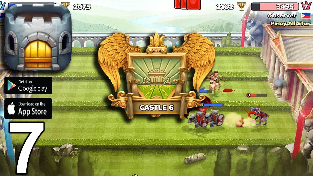 Crush The Castle 6