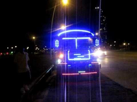 buses de Panama