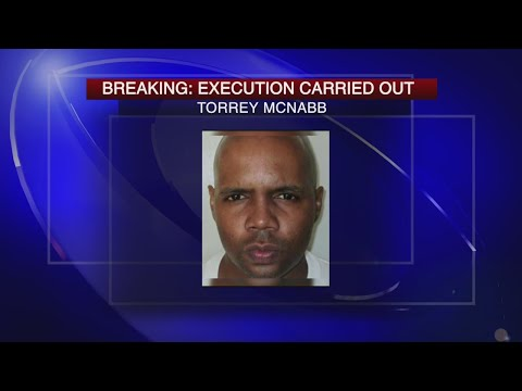 Execution carried out