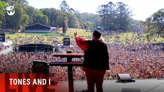 TONES AND I - 'Never Seen The Rain' (Splendour In The Grass 2019)