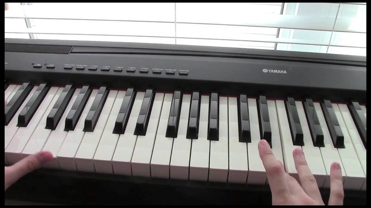 All too well by taylor swift piano tutorial youtube hexwebz Choice Image