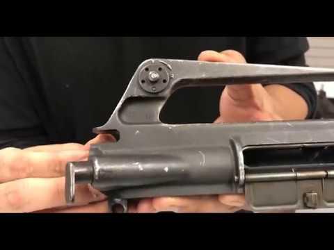 original Colt M16A1 Parts Kit