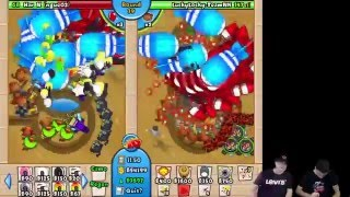 BTD Battles - Har N vs Bruno and Locky (live stream replay)