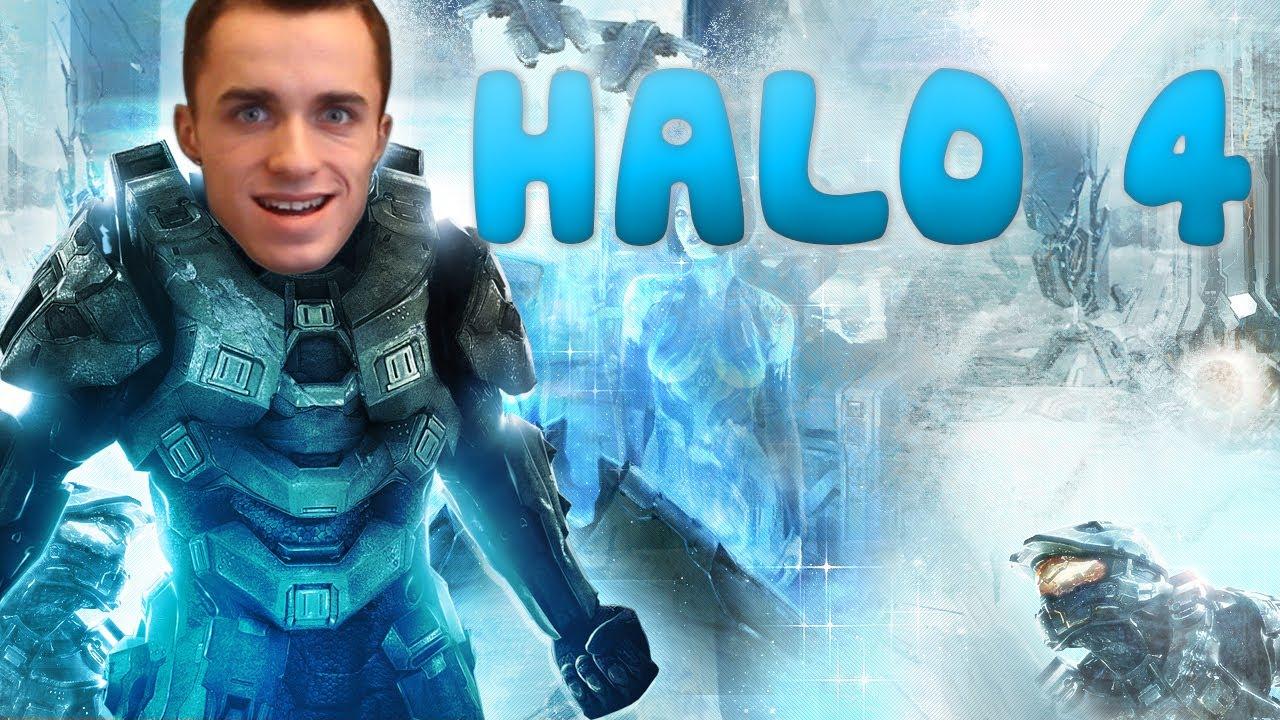 Halo 4 – Hommage à Game, Plouf, et fatigue à 278%