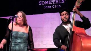 "Laura Campisi and Ameen Saleem ""Face&Bass"" - Be Cool (Joni Mitchell cover)"