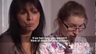 Parents plead to be able to help terminally ill children die