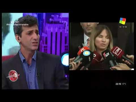 Grabia se arrepintió de revelar nombres de jugadores de Independiente