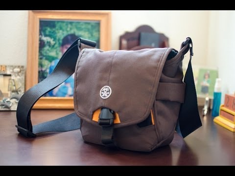 Crumpler 4 Million Dollar Home Camera Bag Review