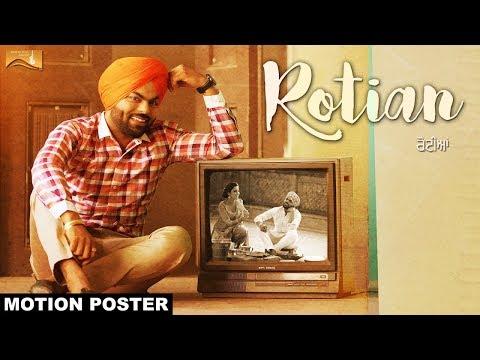 Rotiyan (Motion Poster) | Sarthi K | White Hill Music | Releasing on 21st January
