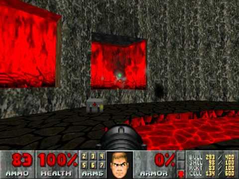 Final Doom: TNT Evilution Map 28 Heck - 44DemonSlayer - Video - Free