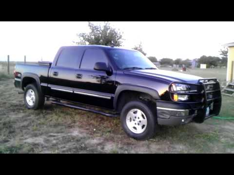 2005 Silverado 1500 >> 2005 Chevy silverado rough country leveling lift k - YouTube