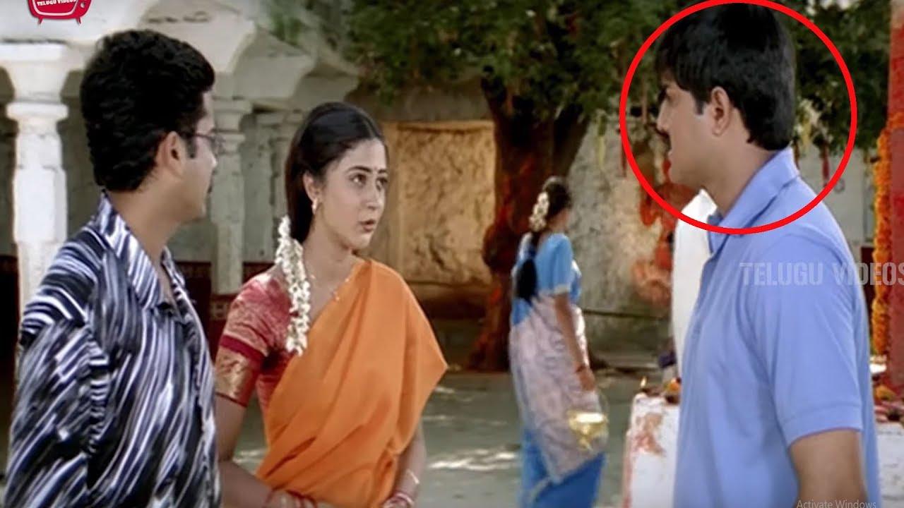 Srikanth And Kanika Super Hit Movie Intresting Love Scene | Srikanth | TeluguVideos