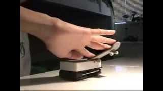 jel fingerboards generation 1 g1 deck ad