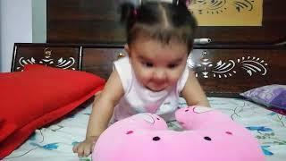 Keya Roaming Around & Beautiful Laugh | Kids random Clicks | Keya the cute baby, cute baby #Keya