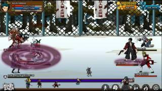 Ninja Saga KAGEMUSHA EPIC BATTLE (1/3) crow zero soundtracks