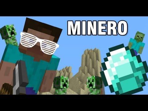 "Minecraft - ""Minero"" ft. StarkinDJ (Parodia de ""Torero"" de Chayanne)"