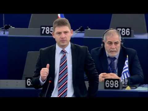 P. Mach v EP o regulaci zbraní:  Už toho máme dost!