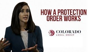 How to Handle a Restraining Order | Colorado Legal Group