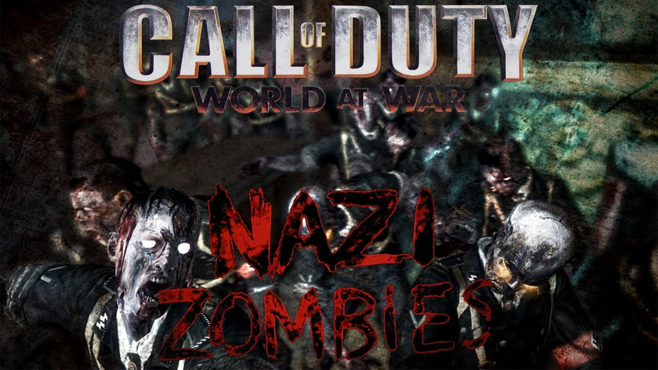 Call of Duty World at War Nazi Zombies Custom Maps Kino Der Toten Part 1