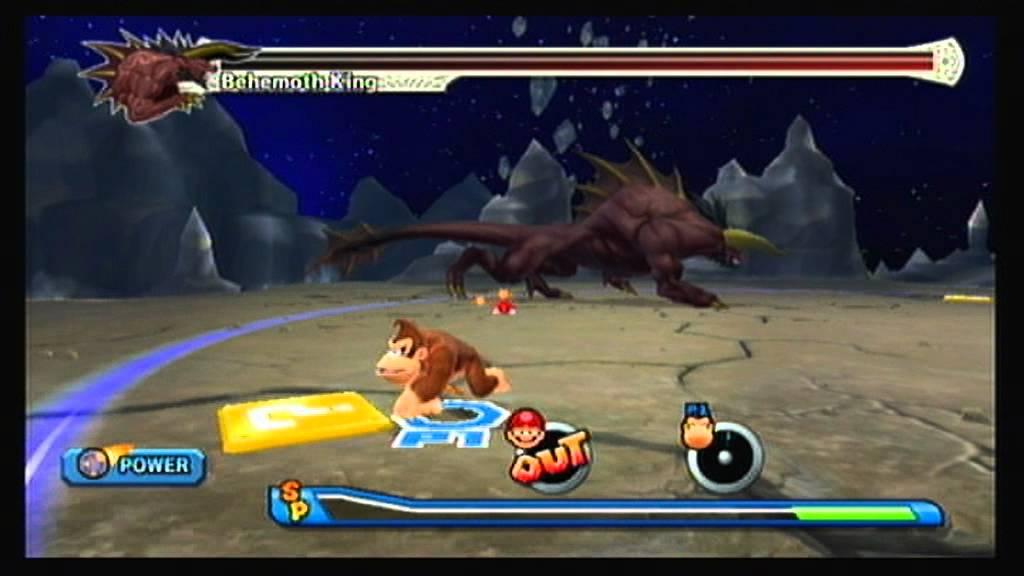 authentic quality speical offer size 7 Mario Sports Mix Walkthrough Part 48 ☆ Behemoth King Final Boss Battle ☆