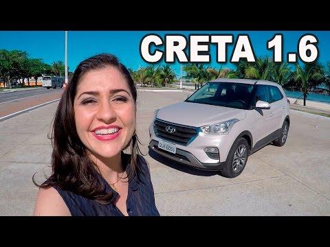 Hyundai Creta 1.6 Autom tico Pulse 2017 em Detalhes