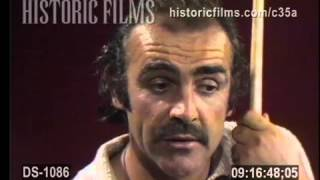 1967 INTERVIEW WITH SEAN CONNERY ON HIS JAMES BOND FILMS