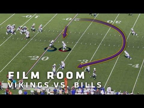 Film Room: Despite Slow Start, Buffalo Bills Can Present Problems | Minnesota Vikings