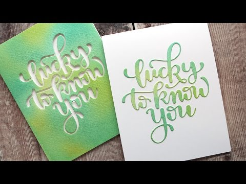 Easy Watercolor Techniques #3: How to get a Variegated Wash