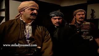 باب الحارة ـ الهجوم على المخفر و مقتل ابو جودت على يد عصام ـ ميلاد يوسف ـ سامر المصري