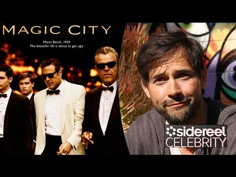 Magic City : Star Andrew Bowen talks Comedy, Shooting on Location, and More!