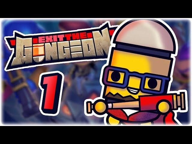 Exit the Gungeon (видео)