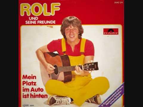 Mein Platz im Auto ist hinten / Rolf und seine Freunde.