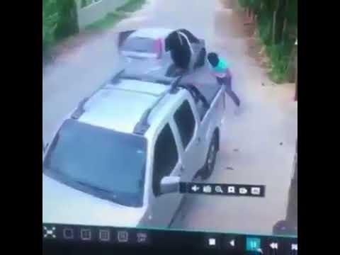 Hijacking goes wrong for hijackers