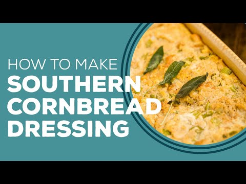 Blast From The Past - Paula Deen's Southern Cornbread Stuffing