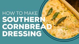 Blast from the Past - Paula Deen&#39s Southern Cornbread Dressing