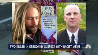 NBC Nightly News Coverage of Portland Stabbing