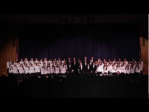PHS 2012 All City Concert  (Vocal Groups)